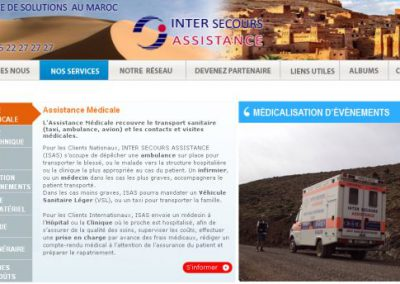 INTER SECOURS ASSISTANCE