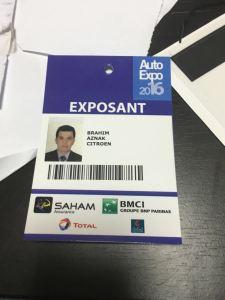 Badge AutoExpo