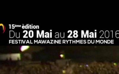 YAPO gère les accréditations et le contrôle d'accès du Festival Mawazine 2016